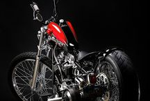 Motor Cycles / design