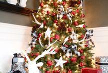 Christmas Style Series: Buffalo Check Christmas
