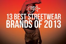 National streetwear brands