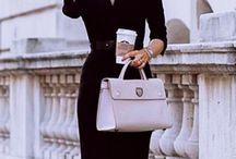 Elegant powerful women