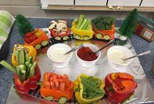 thème - légumes