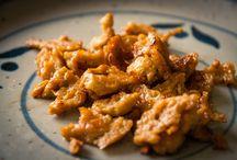 seitan et tofu