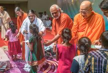 Amma's Charities / Amma(Mata Amritanandamayi Devi)'s humanitarian initiatives. www.embracingtheworld.org