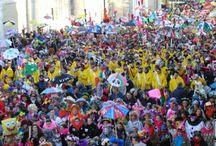 carnaval, mascarade et rites