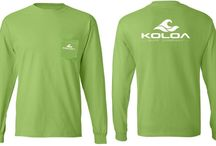 Long Sleeve T-Shirts / Long Sleeve Shirts when you need something just a little warmer!