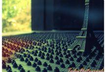 Tesha's Photograph^^ / Eiffel Prance Miniatur