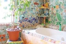 little pieces BIG WOW mosaic