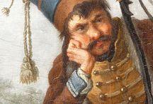 LAFITTE Louis - Détails / +++ MORE DETAILS OF ARTWORKS : https://www.flickr.com/photos/144232185@N03/collections