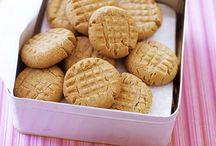 Cookies and Brownies.