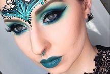 maquillaje mar