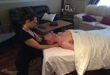 massage à domicile Esprit Zen