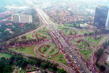 J for Jakarta