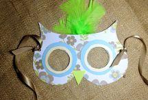 Owl themed birthday / by Allison Tillman-Young