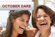 We Dare You: October 2013 / Check out our October Dare submissions in our We Dare You Challenge! #WeDareYou #Source4Women / by Source4Women