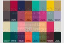 Trends Herbst / Winter 2018/ 2019