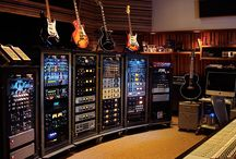 Audio / Studios, recording, audio, peripherals, analog gear, engeneering life.
