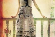 vestuario crochet