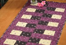 Sewing Mug Rugs / Great mug rug patterns