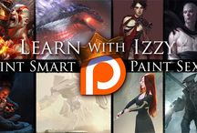Learn to paint!