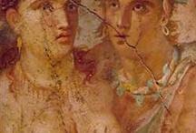 Mundo Greco-romano. / Da arte cicládica e cretense até o Período Alexandrino.