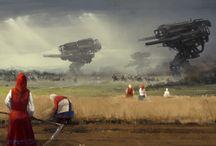 CG Artist | Jakub Rozalski