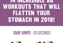 Workout routines