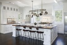 Kitchens  / by Tara Jendzio