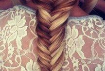 hairstyles / fun easy hairstyles