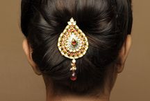 Jewels & gems / Perfect accessories for your hair