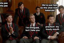 Glee / by Rebecca