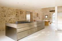 autentikus kő ház és design