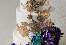 Moroccan Cake Design / Marokkói torta dizájn / Moroccan cake design