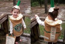 Starbucks Costume Ideas / The most creative Starbucks costumes we've ever seen! What awesome ideas for Halloween costumes! / by Starbucks Secret Menu