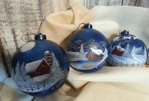 Christmas Ornaments / by Holly Carr