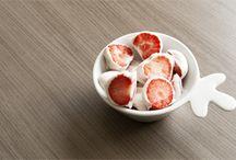 joghurt aardbei