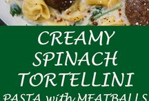 PASTA MAIN DISH RECIPES / From basic noodles and sauce to luscious lasagna, these pasta recipes are dinner at its best. So shake up your same-ol' supper routine with these fresh twists on classic pasta dishes.