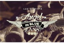 Angel in blue jeans FW16 / Luz Cipriota para Peuque Jeans [ Angel in blue Jeans ]