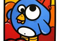 Birdy Kids / Oeuvres originales et en série de Birdy Kids !