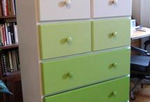 painted furniture ideas / by Felicity Stewart