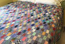Schrappy quilt