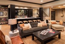 Dream Basements - Real Estate / This board is full of beautiful dreamy basements to inspire you! Enjoy!