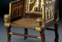 Ancient chairs