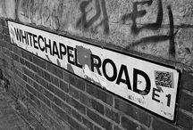 Whitechapel East London