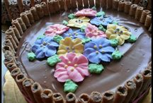 My cakes, cupcakes & cookies / Those are cakes and sweets I love making during my spare time. Enjoy and share the love! :) For more pictures please visit https://www.facebook.com/mariyascakes  / by Mariya Yordanova