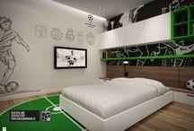 Foci szoba