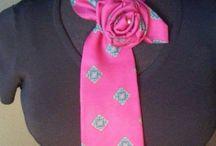 corbatas para mujer