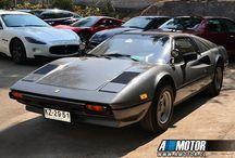 FERRARI 308 GTS V6 1981 / FERRARI 308 GTS V6 1981