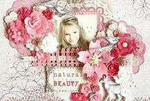 layouts scrapbook / by Tammy Ortiz