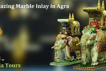 Kalakriti: Amazing Marble Inlay in Agra / Read blog on Kalakriti: Amazing Marble Inlay in Agra  http://letsgoindiatours.blogspot.in/2016/04/kalakriti-amazing-marble-inlay-in-agra.html