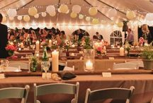 Outdoor Wedding / Some great ideas for a beautiful and meaningful day.